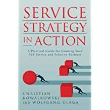 Service Strategy in Action: A Practical Guide for Growing Your B2B Service and Solution Business