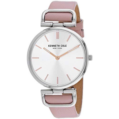 Kenneth Cole Classic Reloj de Mujer Cuarzo 36mm Correa de Cuero KC50509006