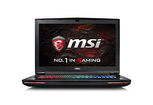 """MSI Gaming GT72VR 6RE-040UK Dominator Pro 2.6GHz I7-6700HQ Intel® CoreTM i7 della sesta generazione 17.3"""" 1920 x 1080Pixel Nero Computer portatile"""
