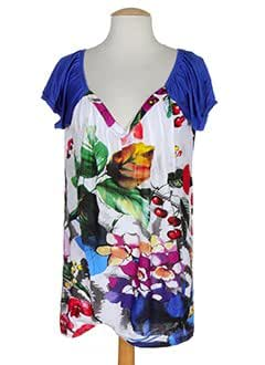 MISS SIDECAR T-shirts / Tops BLEU Tops FEMME