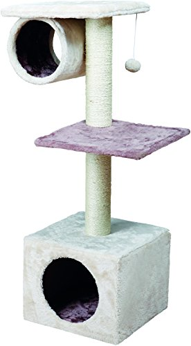 trixie-sina-scratching-post-106-cm-white-cappuccino