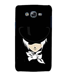 printtech Anime Naruto Character Back Case Cover for Samsung Galaxy Core i8262 / Samsung Galaxy Core i8260