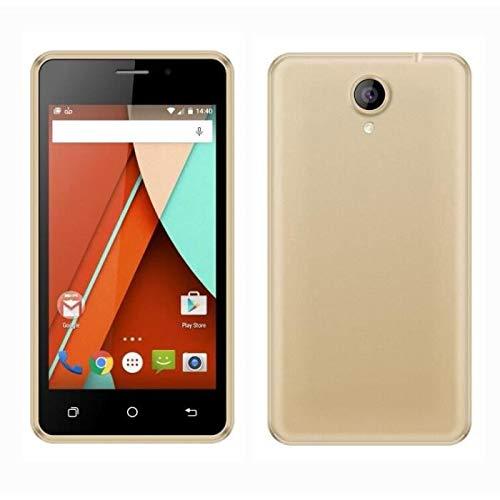 """4G 4.0"""" Pouces Téléphone Portable Débloqué 1Go RAM 8Go ROM Une Carte SIM Smartphone Pas Cher,Or,Innjoo"""