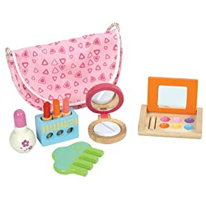 Santoys ST731 Cosmetics Set in a Fabric Bag