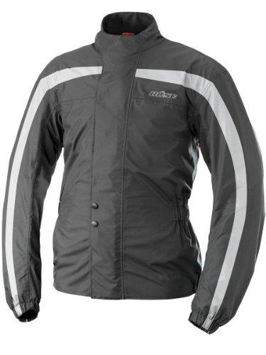 Büse Regenjacke - Testsieger, Farbe grau schwarz, Größe L