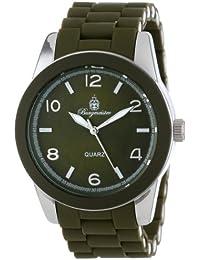 Burgmeister Damen-Armbanduhr XL Avalon Analog Quarz Silikon BM902-190B