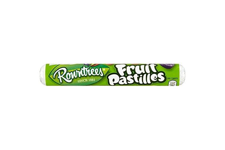 Rowntree's Fruit Pastilles Tube 52.5 g (Pack of 24)