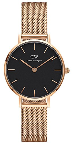 7ea58064addc Daniel Wellington – Reloj de pulsera analógico para mujer cuarzo One Size