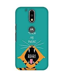PickPattern Back Cover for Motorola Moto G4 Plus