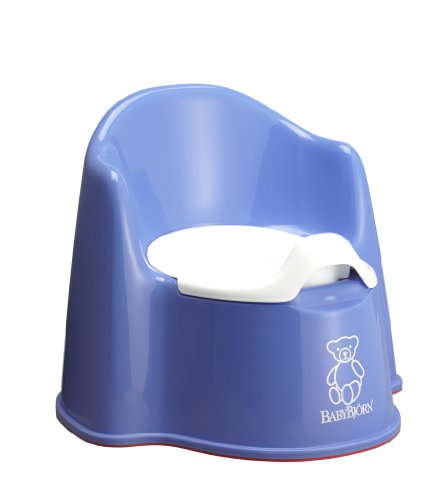 BABYBJÖRN Potty Chair (Ocean Blue)