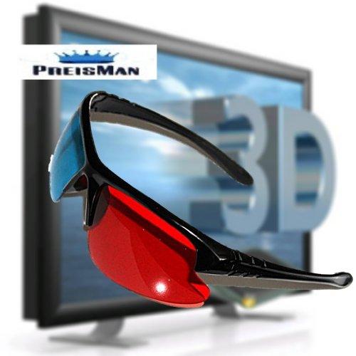 Neutre Lunettes 3D pour TV et cinéma