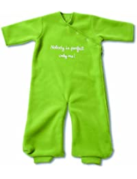 Baby Boum Funny Fleece Sleeping Bag 1.7 Tog for 0-9 months Punch Green