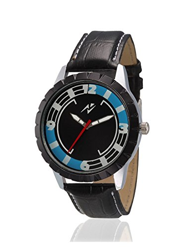Yepme Analog Black Dial Men's Watch - YPMWATCH1602 image