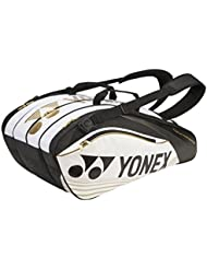 Yonex 9R Pro Serie Racketbag Badminton Squash Tennis white