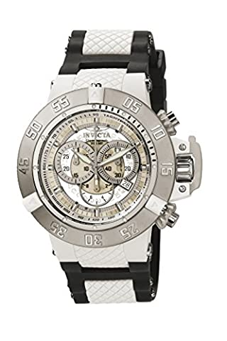 Invicta Herren-Armbanduhr Quarz Chronograph 0924