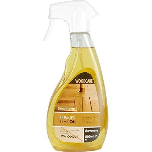 Teak Öl Trigger Spray 500ml