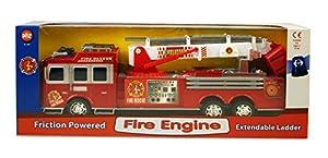 A a Z 07093 Motor de Fuego de fricción