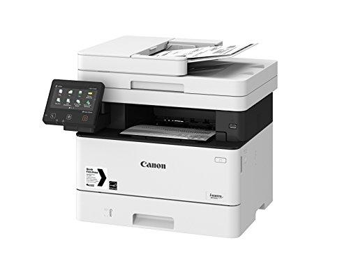 Canon i-SENSYS MF429x; S/W Multifunktion Laser; Drucken, Scannen, Kopieren, Faxen; bis 38 Seiten/Min. (DIN A4); 12,7 cm-LCD-Farbtouchscreen; USB 2.0 Hi-Speed, Ethernet, Wireless 802.11b/g/n