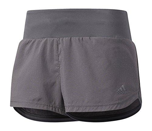 adidas Damen Supernova Glide Shorts, Grey Five, XS Preisvergleich