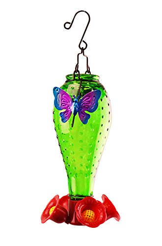 Red Carpet Studios 41211 Kolibri Feeder Schmetterling grün