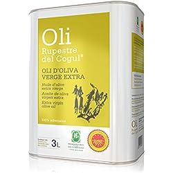 Aceite de Oliva virgen extra - Denominación de origen protegida Les Garrigues - Lata 3 L