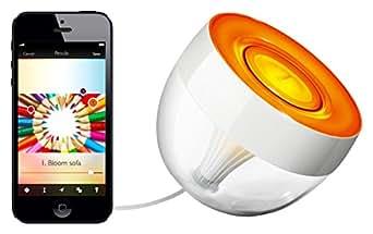 Philips Hue LivingColors Iris, Erweiterung für alle Hue Starter Sets , 16 Mio Farben, app-gesteuert