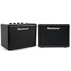 Blackstar Fly Stereo PACK - Mini amplificatore con cabinet d'espansione 6w, Nero