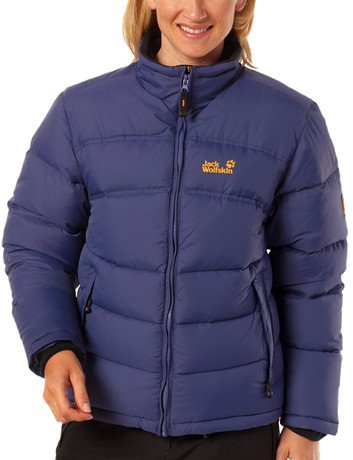 Jack Wolfskin Lhotse Jacket Women - Daunenjacke - french blue , 003M