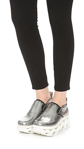 Marc By Marc Jacobs Ninja wave Synthétique Baskets Dark Silver