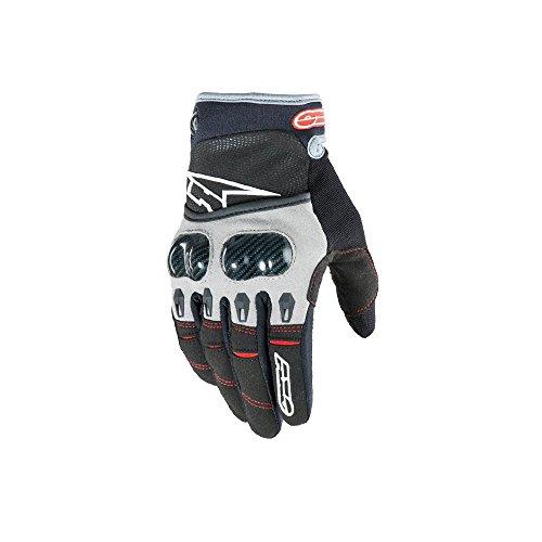 Axo Handschuhe vr-x Evo, schwarz/grau, Größe L