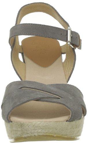 US Polo Assn Dolores, Sandales femme Gris (Grey)