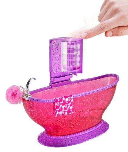 Mattel T7537 - Il bagno di Barbie \