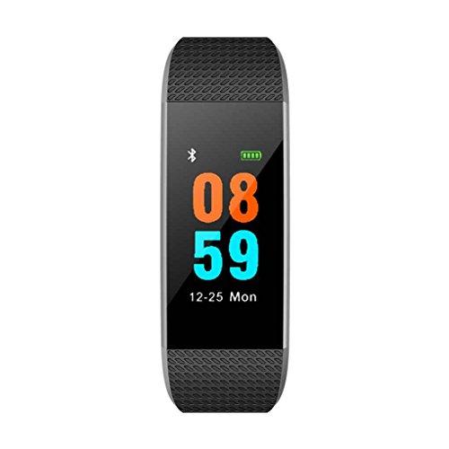 I9 Smart-Band-Farben-Schirm IP68 wasserdicht Herzfrequenz-Blutdruck-Sauerstoff-Fitness Tracker-Armband-Armband Pandiki