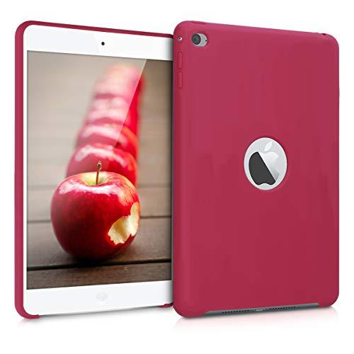 kwmobile Apple iPad Mini 4 Hülle - Tablet Cover für Apple iPad Mini 4 - Case Silikon Schutzhülle