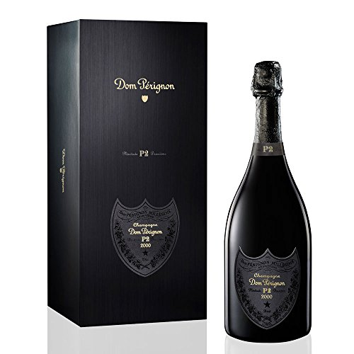 Dom Pérignon P2 Vintage mit Geschenkverpackung 2000 Champagner (1 x 0.75 l)