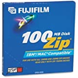 Fuji IBM/Mac Compatible Zip Disks DISC