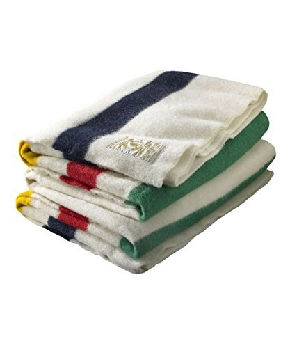 hudson-bay-6-point-blanket-natural-with-multi-stripes-by-woolrich