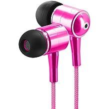 Energy Sistem Urban 2 - Auriculares in-ear, color rosa