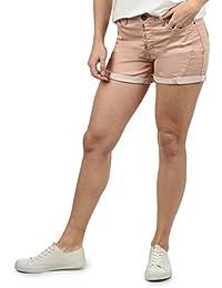 42 Esmara® Damen Hotpants  Kurzhose Hose Shorts Sommerhose Türkis Größe 40