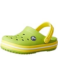 Crocs Crocbandclogk, Zuecos Unisex Niños