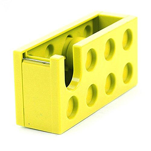 Klebeband Abroller Block Tape Dispencer Klebematerial Kleben Kinderzimmer (90016-9004-000)