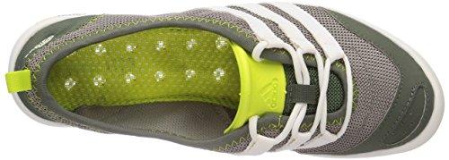 adidas - Climacool Boat Sleek, Scarpe da camminata Donna Multicolore (Mehrfarbig (Clay/Chalk White/Base Green S15))