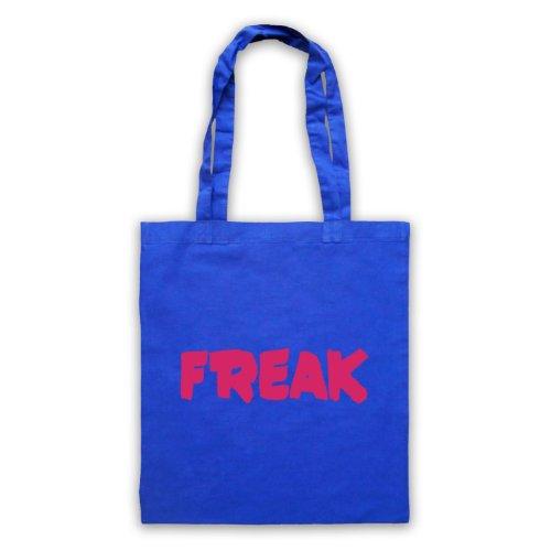 Freak Slogan Borsa Royal Blue