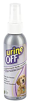 Urine Off Spray anti-odeurs d'urines de chien et chiot 118 ml