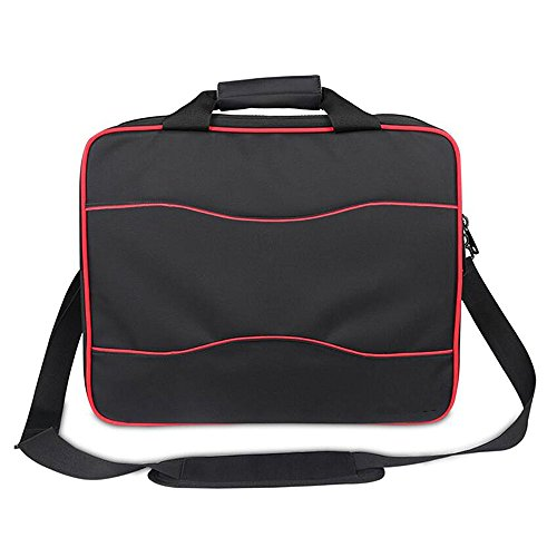 PlayStation 4 / PlayStation Slim Travelling Bag - AVIDET multifunción impermeable viaje portátil bolso de hombro para