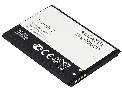 ALCATEL ONETOUCH batterie rechargeable 1900mAh Li-Ion BY1901 (bulk) - s'adapte 7041D, POP C7, POP D7