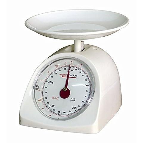 Weighstation Diet balance de cuisine 0.5kg Traiteur mécanique pesant de mesure