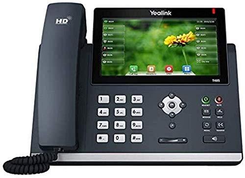 Oferta de Yealink SIP-T48S - Teléfono IP, color negro