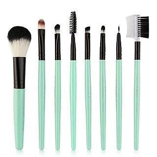 VJGOAL Damen Neue 8 Stücke Kosmetik Make-Up Pinsel Rouge Lidschatten Pinsel Fixes Makeup Set Kit (G, 8 PC)