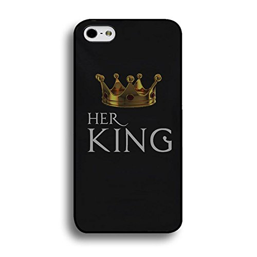 Iphone 6 Plus/6s Plus 5.5 Inch Case,Fashionable King Queen Crown Couple Phone Case Cover for Iphone 6 Plus/6s Plus 5.5 Inch Best Friends Boyfriend Girlfriend Lovers Shell Cover Color186d